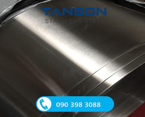 Cuộn inox 316/ 316L No.4-Độ dày: 0.6mm-0.7mm-0.8mm
