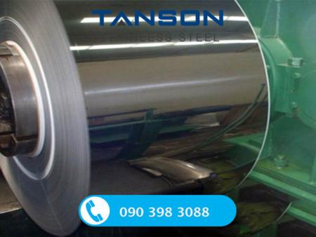 Cuộn inox 201 No.8-Độ dày: 1mm-1.2mm-1.5mm