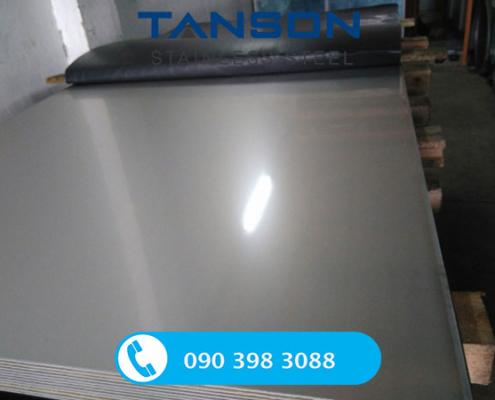 Tấm inox 304/304L 2B-Độ dày: 0.3mm-0.4mm-0.5mm