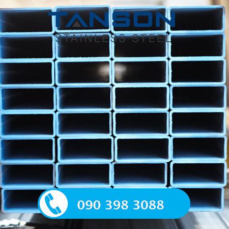 Hộp inox chữ nhật 304/304L- Kích thước: 30x60