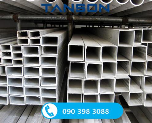 Hộp inox vuông 304/304L-Kích thước: 40x40; 50x50