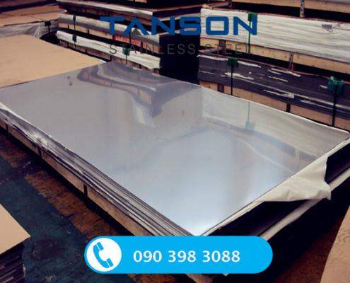 Tấm inox 316/316L BA-Độ dày: 0.3mm-0.4mm-0.5mm