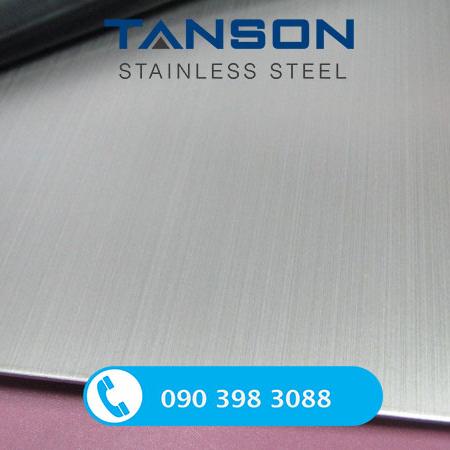Tấm inox 430 HL-Độ dày: 2mm-3mm