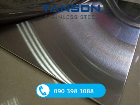 Tấm inox 304/304L No.4-Độ dày: 2mm-3mm