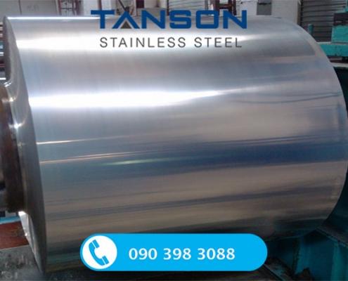 Cuộn inox 201 2B-Độ dày: 0.6mm-0.7mm-0.8mm