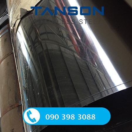 Cuộn inox 316/ 316L BA-Độ dày: 0.3mm-0.4mm-0.5mm
