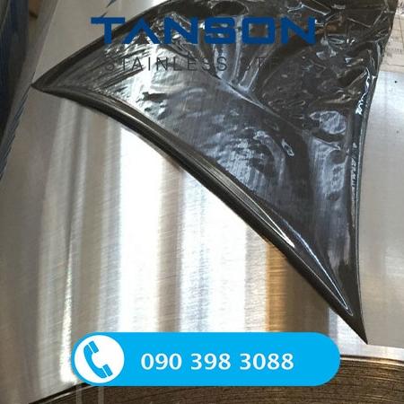 Cuộn inox 201 HL-Độ dày: 1mm-1.2mm-1.5mm