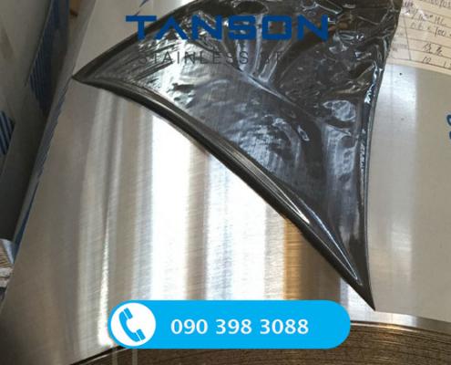 Cuộn inox 430 HL-Độ dày: 2mm-3mm