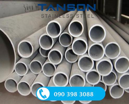 Ống công nghiệp đúc inox 316/316L-Độ dày: SCH40