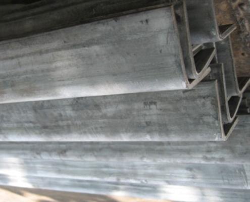 Vê dập inox 201- Kích thước: 60x60, 70x70