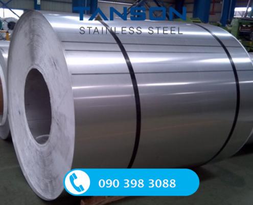 Cuộn inox 304/304L 2B-Độ dày: 1mm-1.2mm-1.5mm