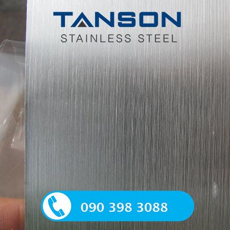 Cuộn inox 316/ 316L HL-Độ dày: 0.6mm-0.7mm-0.8mm