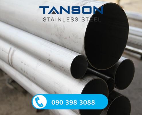 Ống công nghiệp hàn inox 316/316L-Độ dày: SCH10