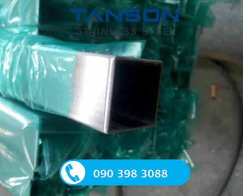 Hộp inox chữ nhật 304/304L-Kích thước: 10x20, 10x40
