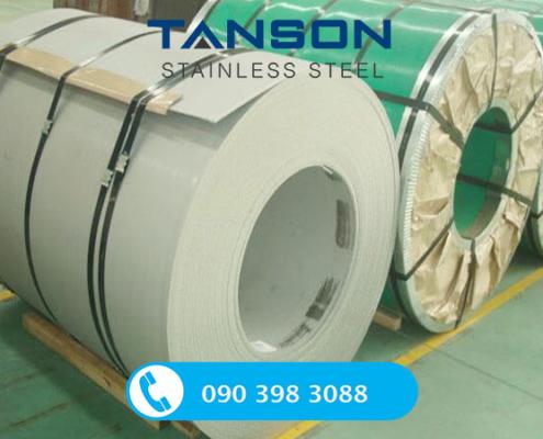 Cuộn inox 430 HL-Độ dày: 0.6mm-0.7mm-0.8mm