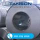 Cuộn inox 304/304L No.1-Độ dày: từ 6mm-12mm