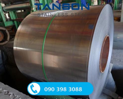 Cuộn inox 316/ 316L No.1-Độ dày: từ 6mm-12mm