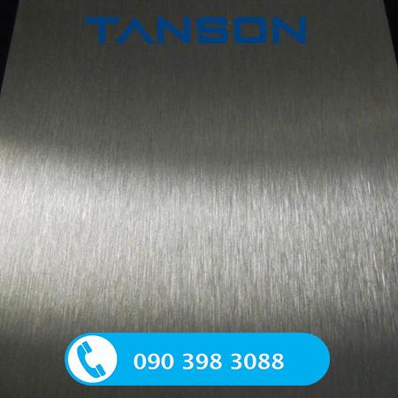Tấm inox 430 No.4-Độ dày: 2mm-3mm