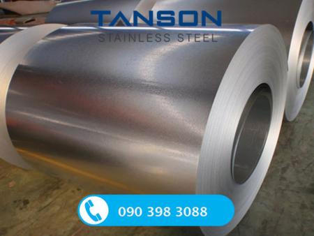 Cuộn inox 430 2B-Độ dày: 2mm-3mm