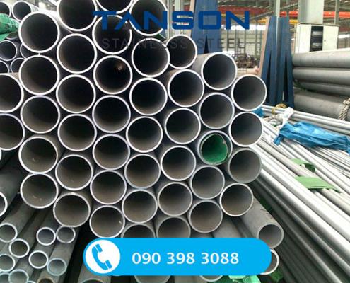 Ống công nghiệp đúc inox 304/304L-Độ dày: SCH10