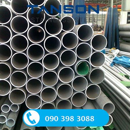 Ống công nghiệp đúc inox 316/316L-Độ dày: SCH80