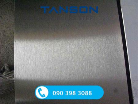 Cuộn inox 201 No.4-Độ dày: 2mm-3mm