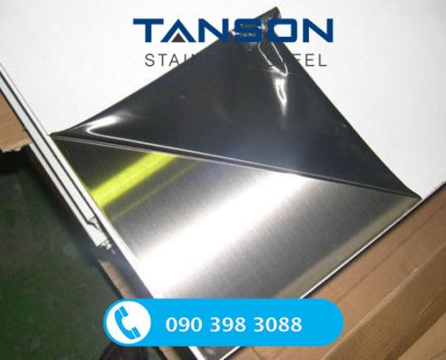 Tấm inox 316/316L HL-Độ dày: 0.6mm-0.7mm-0.8mm