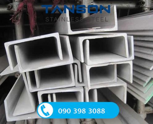 U đúc inox 304/304L-Kích thước: 60x36; 80x43