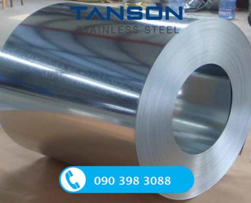 Cuộn inox 201 2B-Độ dày: 2mm-3mm