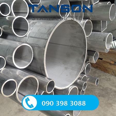 Ống công nghiệp hàn inox 201-Đường kính: Ø141.30 - Ø168.30 - Ø219.08