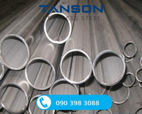 Ống công nghiệp hàn inox 304/304L-Đường kính: từ Ø 10.19-Ø 42.26