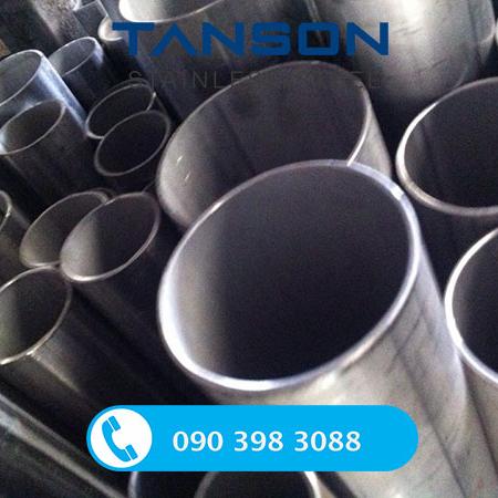 Ống công nghiệp hàn inox 304/304L-Độ dày: SCH10