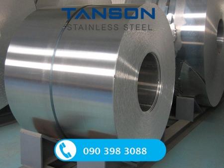 Cuộn inox 316/ 316L 2B-Độ dày: 0.6mm-0.7mm-0.8mm