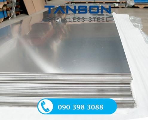 Tấm inox 201 2B-Độ dày: 0.3mm-0.4mm-0.5mm