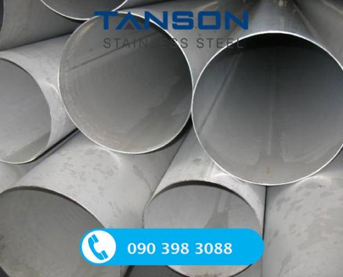 Ống công nghiệp hàn inox 304/304L-Đường kính: Ø273.05 - Ø323.85
