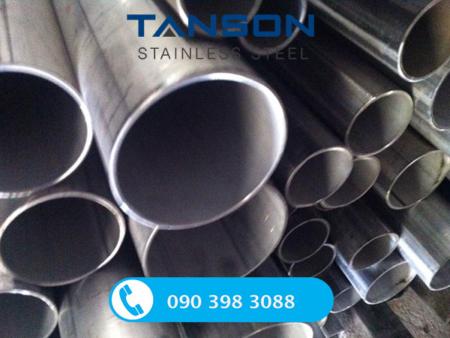 Ống công nghiệp hàn inox 304/304L-Độ dày: SCH40