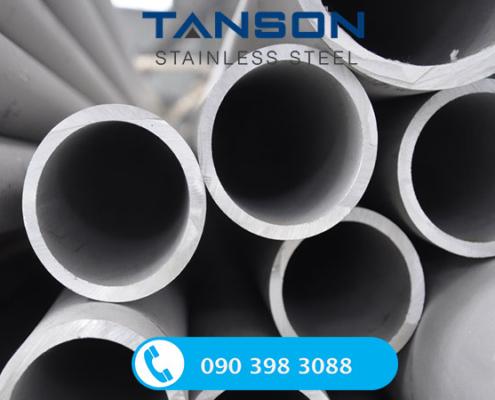 Ống công nghiệp đúc inox 316/316L-Độ dày: SCH10