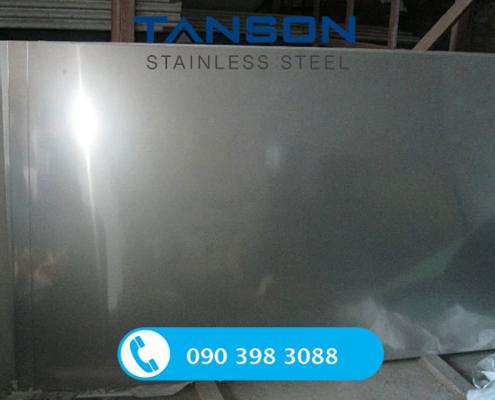 Tấm inox 316/316L 2B-Độ dày: 0.3mm-0.4mm-0.5mm