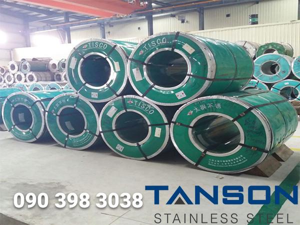 Công ty Inox Tân Sơn chuyên cung cấp nguyên liệu và dịch vụ gia công inox