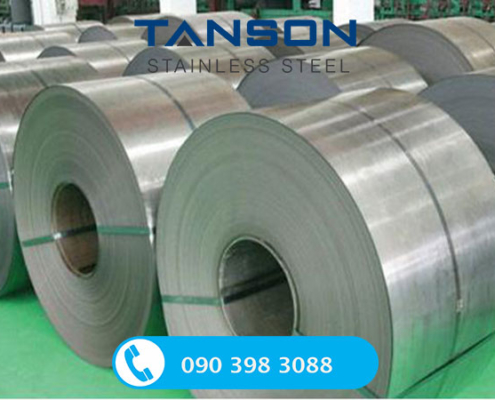 Cuộn inox 201 2B-Độ dày: 1mm-1.2mm-1.5mm
