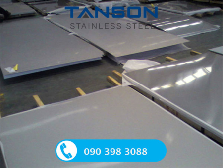 Tấm inox 430 2B-Độ dày: 1mm-1.2mm-1.5mm