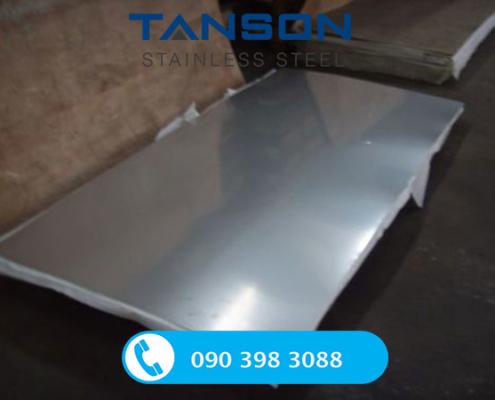 Tấm inox 316/316L 2B-Độ dày: 1mm-1.2mm-1.5mm