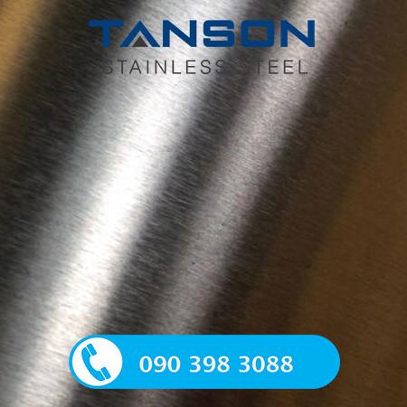 Cuộn inox 304/304L No.4-Độ dày: 1mm-1.2mm-1.5mm