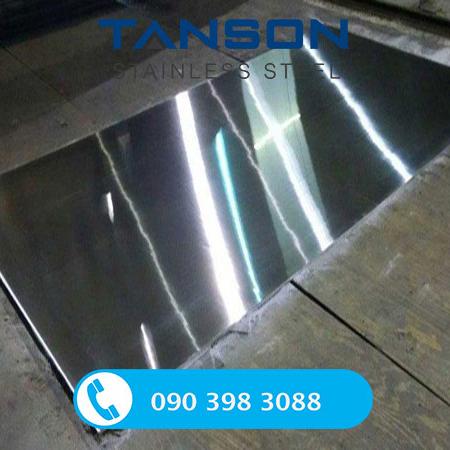 Tấm inox 430 BA-Độ dày: 1mm-1.2mm-1.5mm