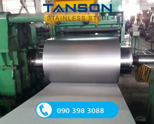 Cuộn inox 316/ 316L 2B-Độ dày: 1mm-1.2mm-1.5mm