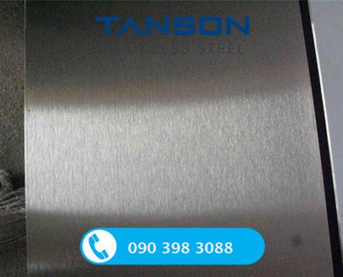 Cuộn inox 316/ 316L No.4-Độ dày: 2mm-3mm