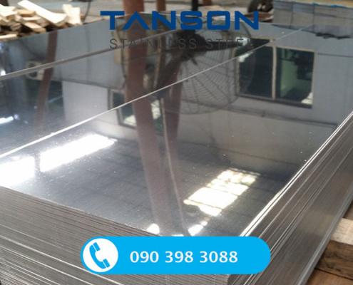 Tấm inox 316/316L BA-Độ dày: 1mm-1.2mm-1.5mm