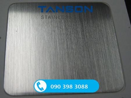 Tấm inox 304/304L HL-Độ dày: 2mm-3mm