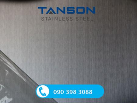 Tấm inox 430 HL-Độ dày: 0.6mm-0.7mm-0.8mm
