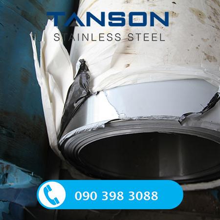 Cuộn inox 316/ 316L HL-Độ dày: 1mm-1.2mm-1.5mm